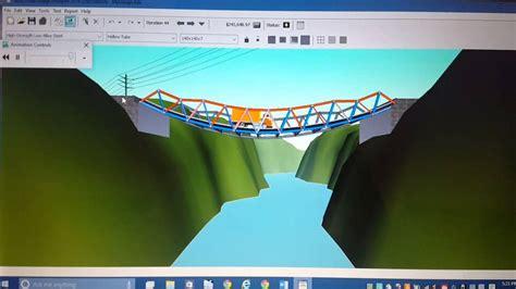 west point bridge designer 2014 cheapest truss bridge