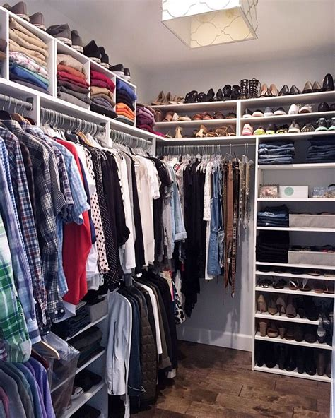 Inexpensive Closet Organization Ideas by Simply Done Maximize Closet Space With Modular Pieces