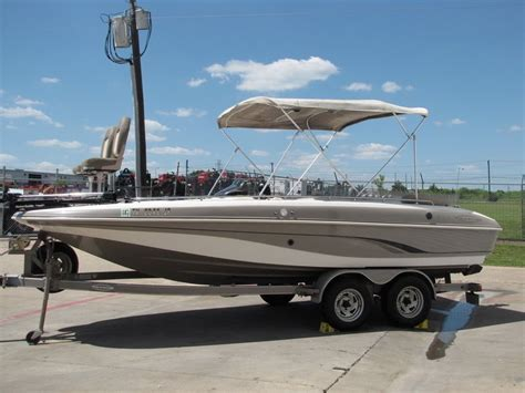 Tahoe Boats Fish And Ski by No Reserve 01 Tahoe 202 Fish And Ski 20ft Deck Boat With
