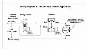 34 Lutron 3 Way Dimmer Switch Wiring Diagram