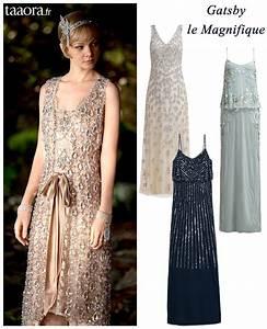 Tenue Des Années 20 : robes ann es 20 style gatsby le magnifique taaora blog mode tendances looks ~ Farleysfitness.com Idées de Décoration