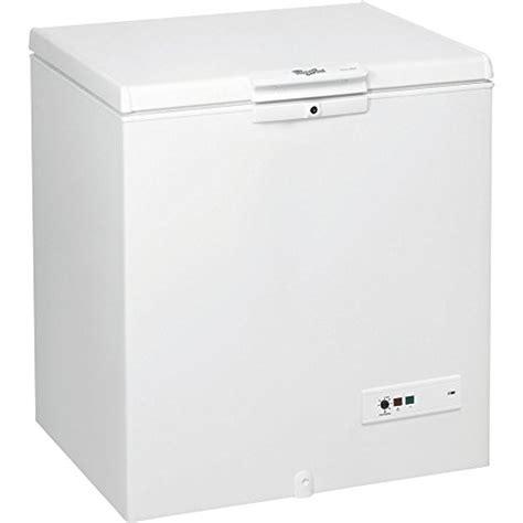 congelateur coffre 250 l whirlpool whm2110 cong 233 lateur coffre 204 l classe a blanc luxe pas cher