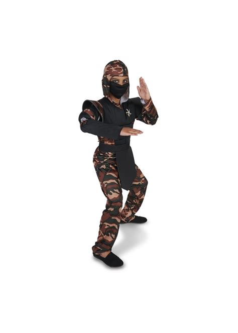 camo ninja boys costume ninja costumes
