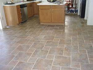 flooring With tile designs for kitchen floors