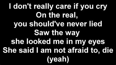 lil uzi vert   friends  dead lyrics youtube