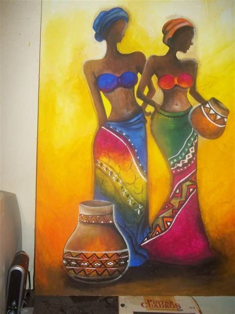 25 melhores ideias sobre negras africanas no pintura arte negra mulheres africanas 516 best images about pintura 2 pinterest manualidades embroidery and coloring pages