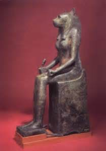 cat god bastet ancient cat goddess