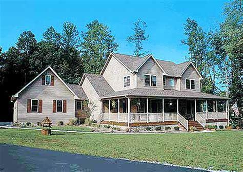 country home plan  marvelous porches wm architectural designs house plans