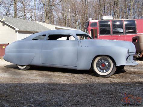 Project For Sale by 1950 Mercury Custom 49 51 350 Kustom Chop Top Running