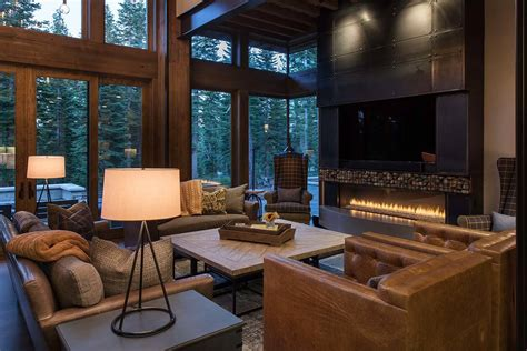home interior decorator lake tahoe getaway features contemporary barn aesthetic