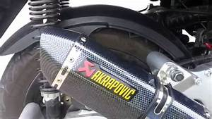 Yamaha X Max 125 : akrapovic universal yamaha x max 125 youtube ~ Kayakingforconservation.com Haus und Dekorationen