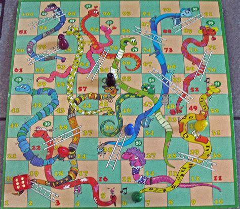 slangen en ladders wikipedia