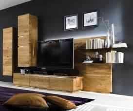 wohnzimmerwand design wohnwand wohnzimmerwand hängeelemente asteiche eiche massiv natur geölt wohnzimmer komplettsets