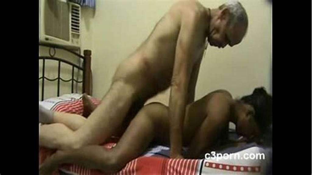 #Old #Man #Hard #Sex #With #Teen #Girl #On #Bed
