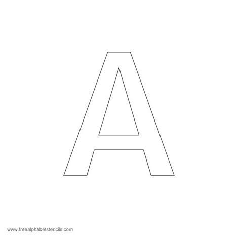 elegant headline   alphabet stencils  walls