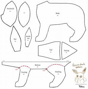felt cat template google search hands willingpatterns With felt plushie templates