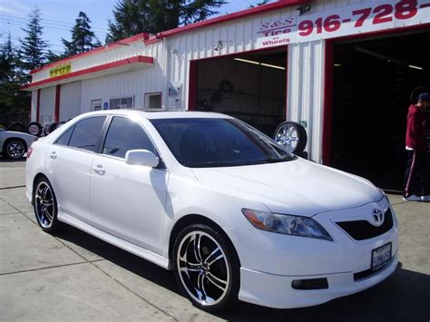 Toyota Camry Rims by Toyota Camry With 20 Inch Rims Find The Classic Rims Of
