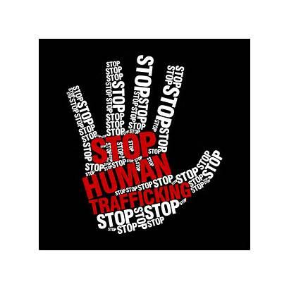Trafficking Human Stop Template Awareness Children Shutterstock