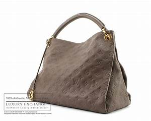 Authentic Louis Vuitton Empreinte Artsy MM Bag