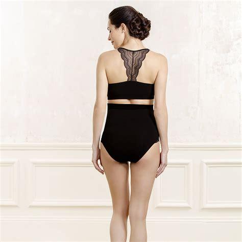 siege garde robe maxi culotte de grossesse serenity noir de cache coeur