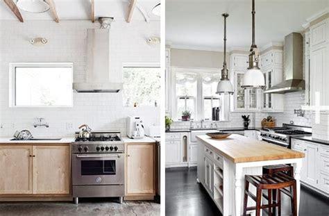 decorar  madera una cocina blanca