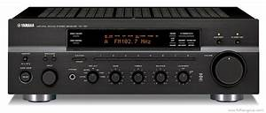 Yamaha Rx-797 - Manual - Am  Fm Stereo Receiver