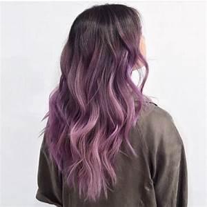 lavender ombre hair | Tumblr