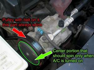 What Should You Do When Ac Compressor Clutch Not Engaging