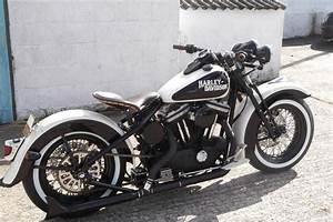 Bobber Harley Davidson : wl style harley davidson sportster bobber sportster pinterest harley davidson sportster ~ Medecine-chirurgie-esthetiques.com Avis de Voitures