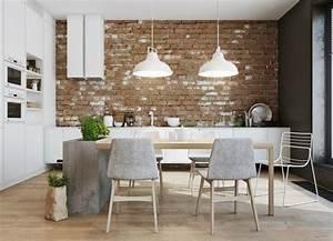 les 25 meilleures idees de la categorie cheminee en brique With idee deco pour maison 2 moodboard dinspiration pour une deco cocooning louise