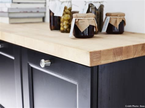 quel bois pour plan de travail cuisine plan de travail pour cuisine matériaux cuisine maison