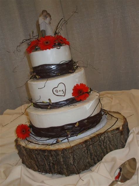 6 stunning rustic wedding cake ideas wedding cakes