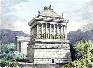 Remaking The Mausoleum One Of The Seven Wonders Of The