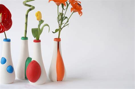 Cool Flower Vases by Unique Vases For Original D 233 Cor Stylish