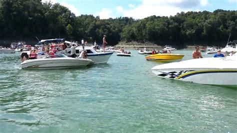 Lake Cumberland Poker Run 2012 Youtube