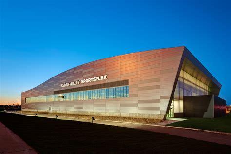 cedar valley sportsplex invision planning architecture