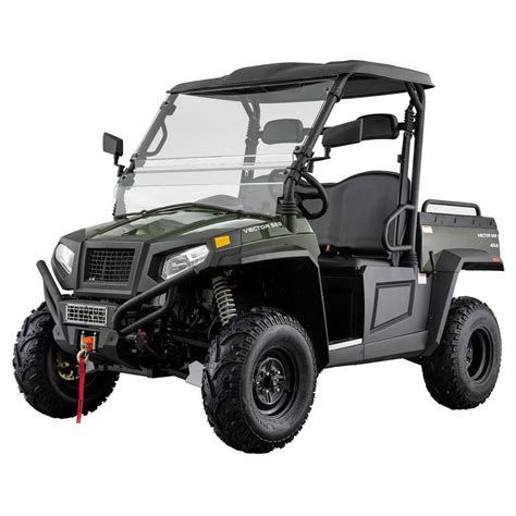 Utility Vehicle by Vector 500 4wd 500cc Utility Vehicle Shop Your Way