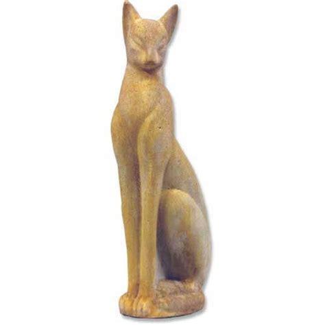cat statues outdoor cat statues bellacor