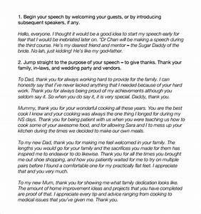 template for best man speech - 8 wedding speech examples pdf sample templates