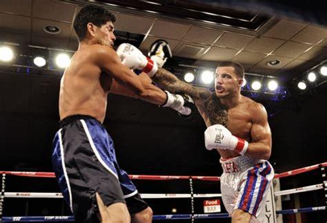 Glen Tapia Vs. Elco Garcia Fight Night