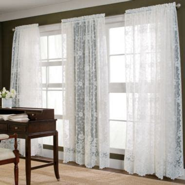 lacy curtains claire pinterest balloon shades front