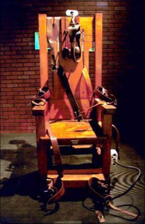 peine de mort usa chaise electrique la peine de mort aux etats unis serial killers quotations