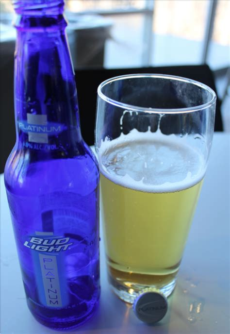taste bud light platinum beer street journal