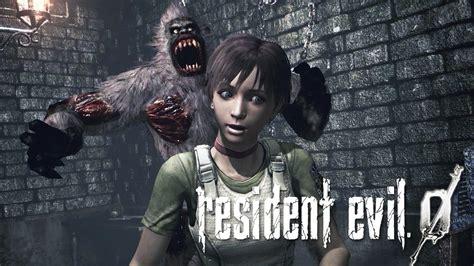 Resident Evil Zero Hd Remaster  #8 Primatas Malignos