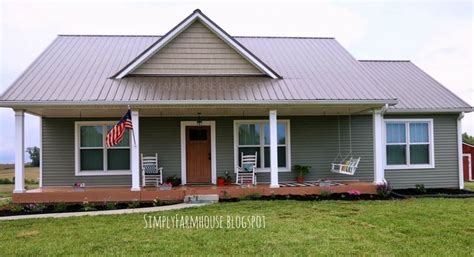 Adorable Farmhouse Plan, Simple Open Plan, Affordable. 3