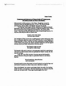 Narrative Essay Examples For High School Thomas Hardy Essay Competition  English Essay Books also High School Argumentative Essay Examples Thomas Hardy Essay Child Labour Assignment Thomas Hardy Poetry Essay  Reflective Essay Thesis