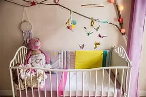 Deco Chambre Bebe Fille : adorable deco de chambre bebe fille aurelie petit photography ~ Teatrodelosmanantiales.com Idées de Décoration