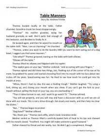 free third grade reading comprehension 1st grade reading comprehension worksheets auto design tech
