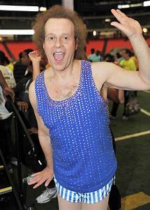 Richard Simmons Says He Isn't Transitioning but Supports ...