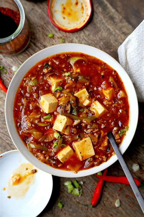 However, even firm silken is the texture of jelly at most and not 'solid'. 35 Easy and Delicious Tofu Recipes | Pickled Plum Food And Drinks